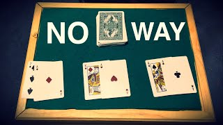 This Stunning Card Trick Will Blow Minds!