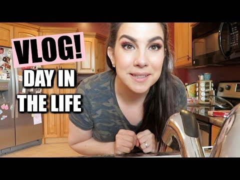 VLOG! Day in the Life: Work From Home Mom of 2