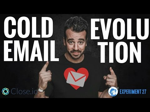 3 New Ways to Look at Cold Email with Steli Efti