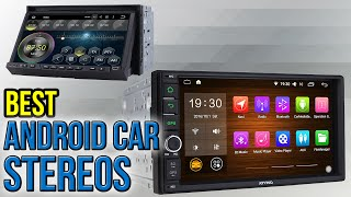 6 Best Android Car Stereos 2017