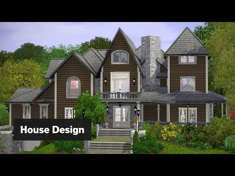 Montgomery Grove | The Sims 3 House Building
