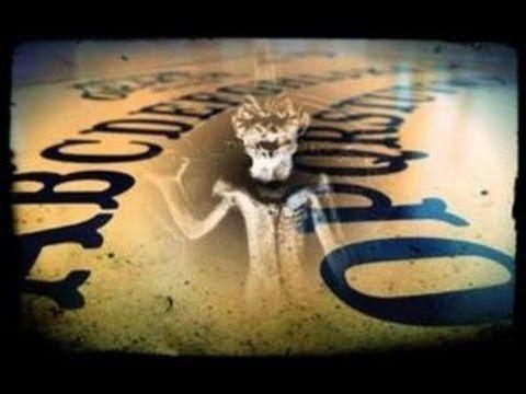 Ouija Board and Ganzfeld Experiment ( Real Demon Summoning )