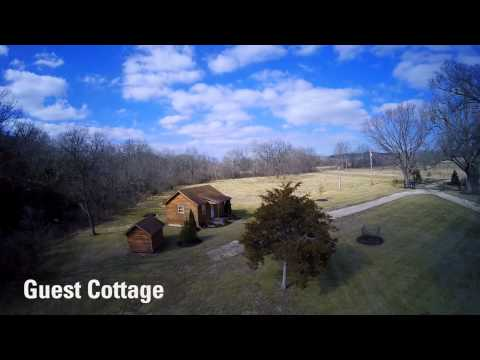 Trophy Turn-key Recreational Property/Furnished Country Home in Pike County, MO