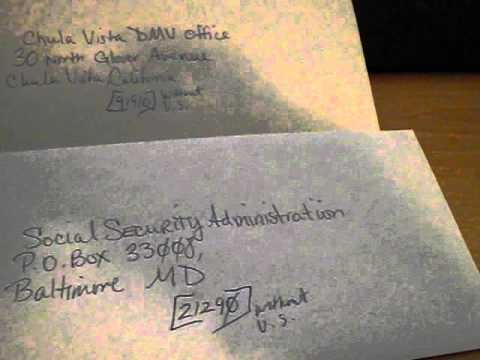 Canceling SSN CARD ACCOUNT AND STATE I.D. social contracts
