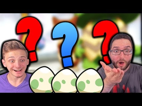 RANDOMIZER EGGLOCKE?! | Pokemon X & Y Randomizer Egglocke Co-Op | Part 1