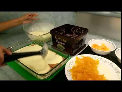 Graham Cake - Filipino Style Dessert -