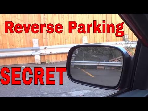 The Secret To Reverse Parking Like A PRO