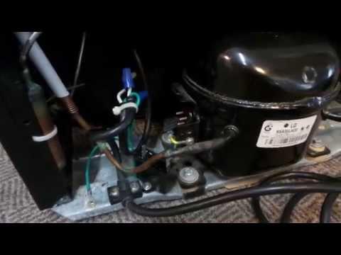 How to Check a Refrigerator Compressor