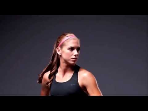 USWNT - Alex Morgan - Mueller MWrap Trailer -