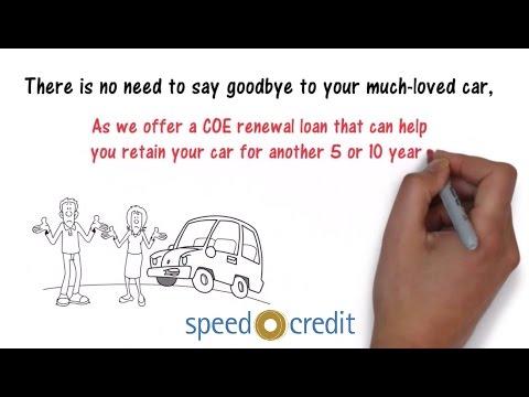 COE Renewal Loan in Singapore