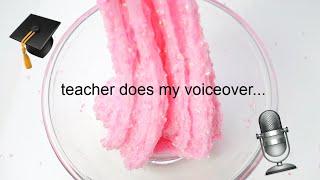 MY TEACHERS DO MY SLIME VOICEOVER ... FAIL?