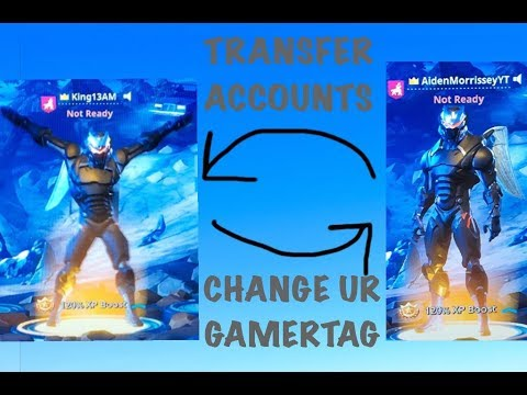 HOW TO CHANGE YOUR GAMERTAG/SELL ACCOUNTS FOR ALL PLATFORMS(PS4,XBOX,PC)ON FORTNITE*FREE*