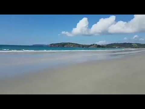 Omaha Beach New Zealand