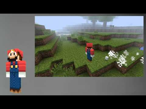 MinecraftCommunityTV: Top 10 most downloaded Skins from Minecraft-Skins