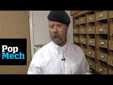 MythBusters Machine Workshop Tour | PopMech