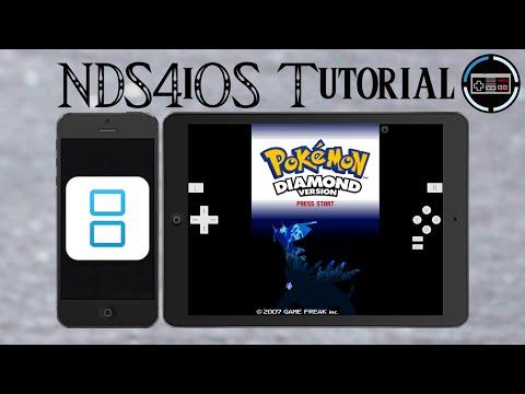 NDS4iOS - Nintendo DS Games unter iOS : Download & Installation NO Jailbreak! [Deutsch/German]