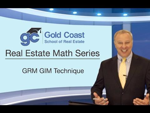 GRM GIM Technique - Real Estate Math (6 of 18)