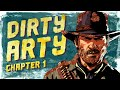 How Filthy Can We Get In Red Dead Redemption 2 Dirty Arty Chapter 1