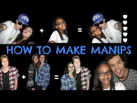 HOW TO MAKE MANIPS (FREE)