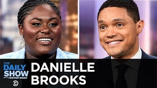 """Danielle Brooks - From """"Orange Is the New Black"""" to Shakespeare in the Park 
