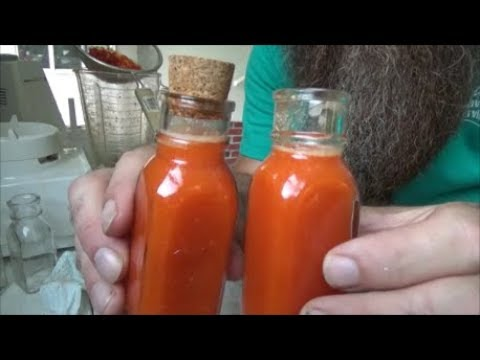 copycat hot sauce recipes part 1 (Texas Pete's)