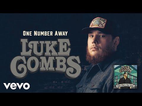 Luke Combs - One Number Away (Audio)
