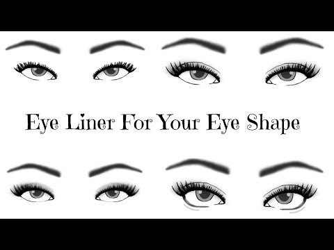 Eyeliner For YOUR Eye Shape | TheMakeupChair