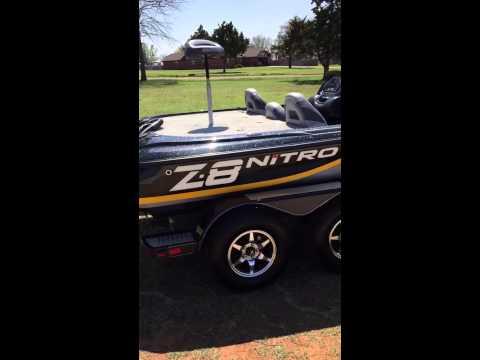 2014 Nitro Z8 in Edmond, OK