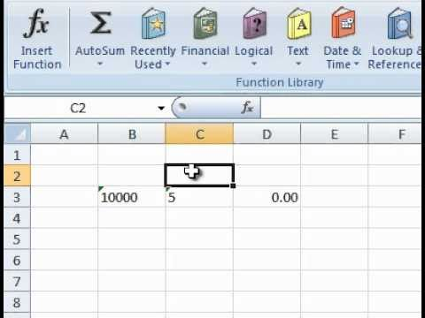 Excel Tip: Paste Special and Multiply
