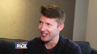 James Blunt on Carrie Fisher