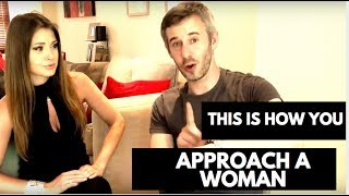 Kezia noble videos how to approach girls 5 ways ccuart Choice Image