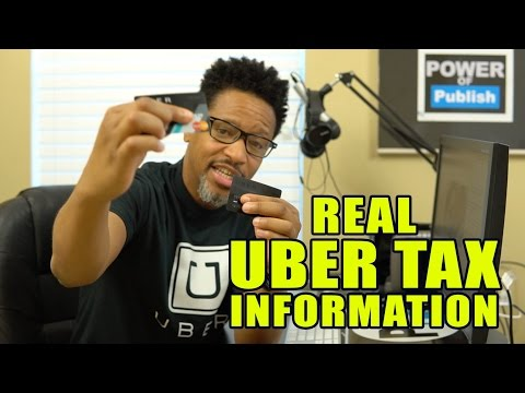 Uber Taxes | Income, Filing, Deductions and Documents
