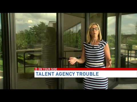 Talent agency scam