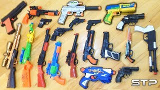 Toy Guns Collection! My Massive Toy Weapon Arsenal - What