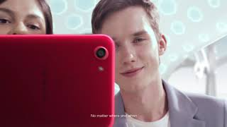 OPPO A.I.  Beauty Recognition technology video