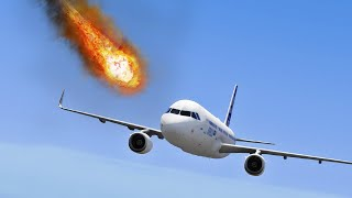 Deadly Meteorite Over Los Santos | GTA 5 Short film