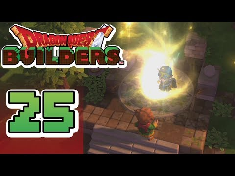 Dragon Quest Builders :: Ep 25 - Leaving Cantlin...
