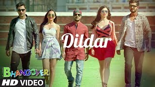 Dildar Punjabi Video Song | Journey Of Bhangover | Siddhant Madhav