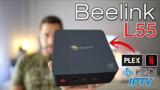 Beelink L55 MiniPC Para Montar Mi Servidor PLEX Domestico Y MAS