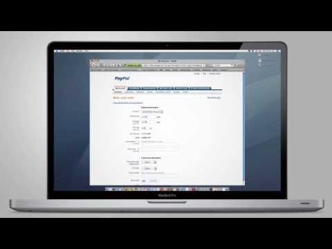 PayPal - Virtual Terminal
