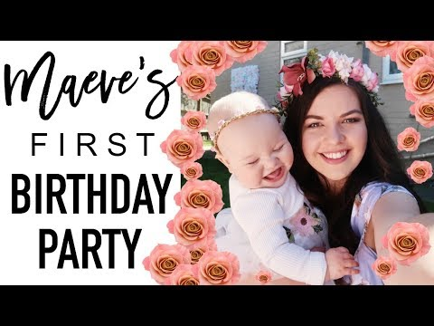 Baby's 1st Birthday Party | WOODLAND ONE-DERLAND THEMED PARTY