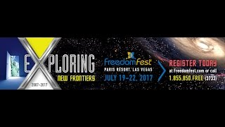 FreedomFest 2017: Exploring New Frontiers Promo