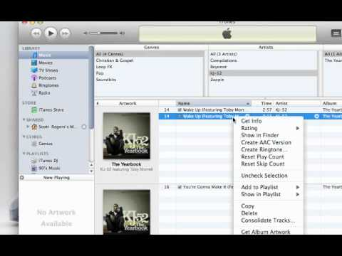 How to make a ringtone for iphone 4s 4 3gs 3g
