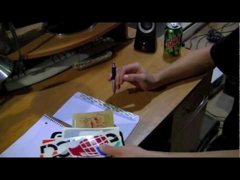 How to get free snowboard / skate stickers
