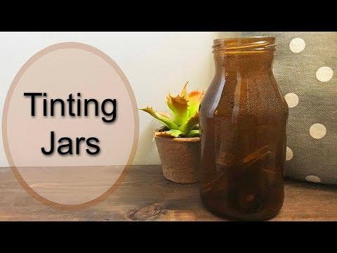 Tinting Jars