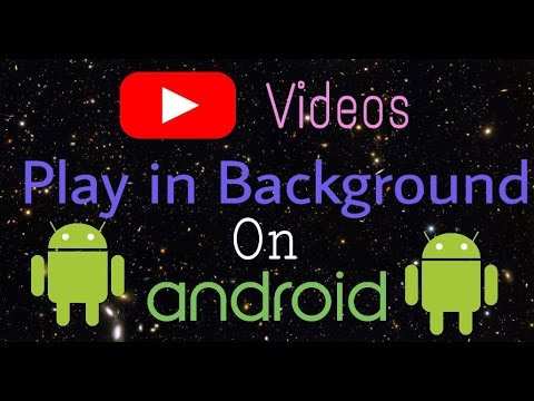Youtube in Background Android || Works All Phone || CB TECHNIC WORLD