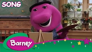 Barney - We Like the Shapes (SONG)
