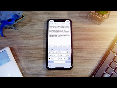 Capture notes quickly with Drafts | 50 Essential iOS Apps #5