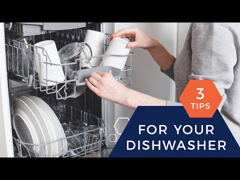 Mr. Appliance Tips: How to Clean Your Dishwasher