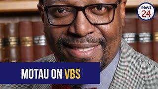 WATCH LIVE: VBS lead investigator Terry Motau live on News24